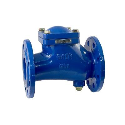 GAER - Flanged Ball Check Valve