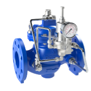 PS - Pressure-Sustaining Valve - series 300