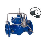 FR\EL - Electrically-activated Flow Control Valve - Series 300
