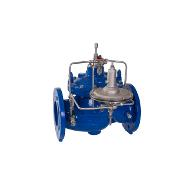 AL\FR - Flow-less HYDRO-STATIC pressure control and flow limiting VALVE - Series 300