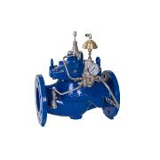 PRM - DUAL SET-POINT Pressure reducing valve - Series 300