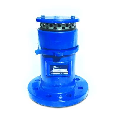 DAV-M-SA Triple-function air / vacuum valve equipped with surge-preventing device