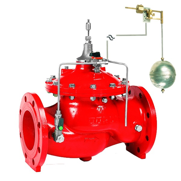FLDI - DIFFERENTIAL FLOAT PILOT CONTROL VALVE