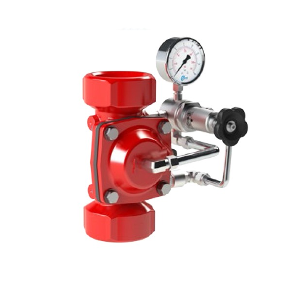 HY/PR2 - HYDRAULIC PRESSURE-REDUCING HYDRANT VALVE