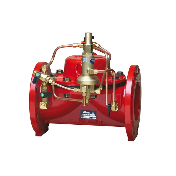 FE - Excessive Flow Shut-Off Valve - Series 100