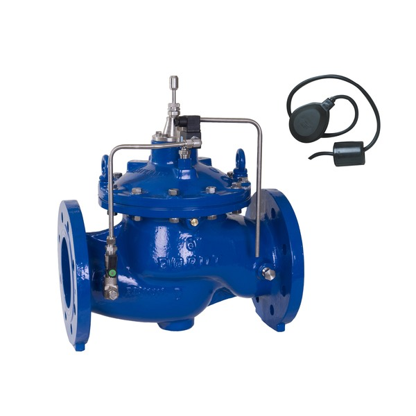 FLEL -  Electrically-activated level control valve - Series 300