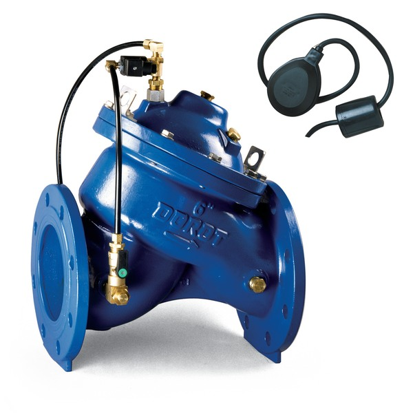 FLEL - Electric Float-Controlled Valve - Series 500