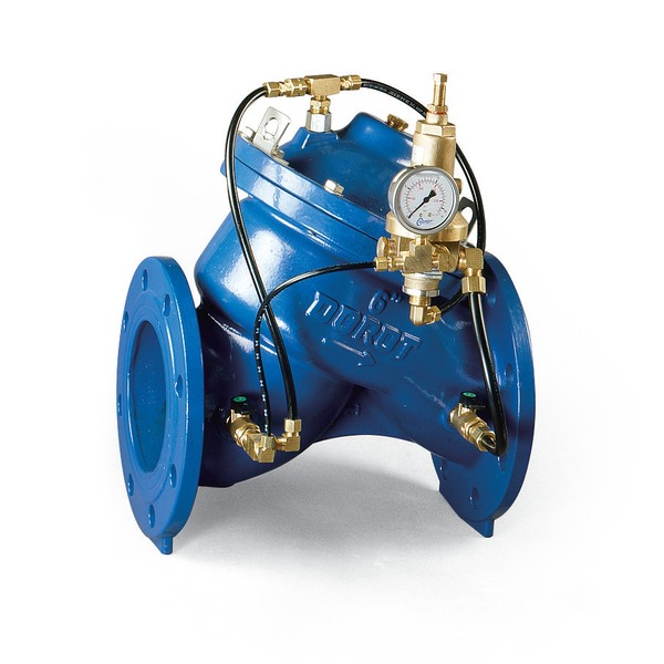 QR - QUICK-RELIEF SAFETY VALVE - SERIES 500